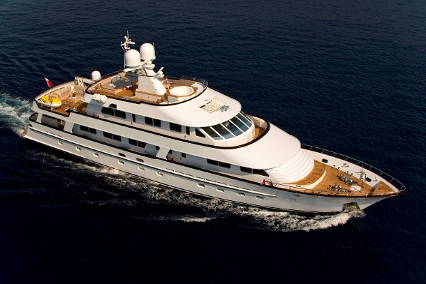 Motor yacht CALLISTA (ex Inca Rose) 